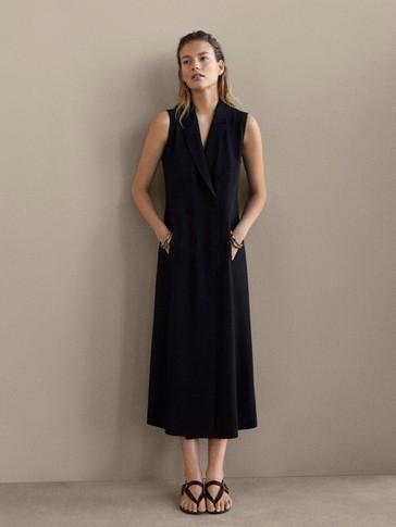 Massimo dutti mujer vestidos