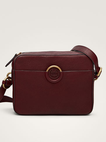 NAPPA CROSSBODY BAG WITH LOGO
