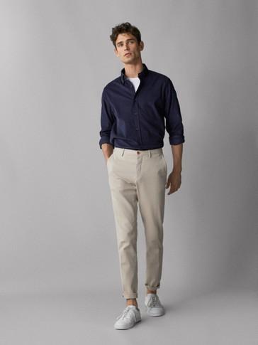 Massimo Y Rebajas Dutti Hombre Bermudas España Pantalones xeWrBCdo
