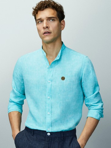 CAMISA 100% LLI TENYIDA REGULAR FIT