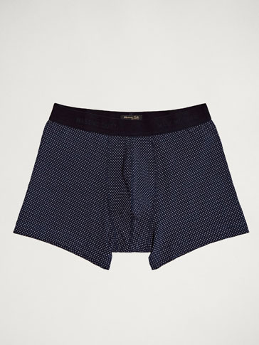 ARROW PRINT BOXER SHORTS