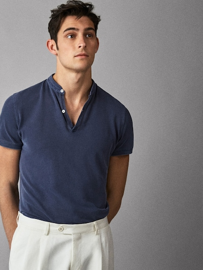dd75bd35 Polo Shirts & T-Shirts - SALE - MEN - Massimo Dutti - Bosnia and Herzegovina