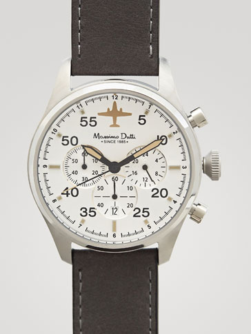 AVIATOR CHRONO WATCH