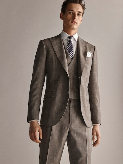 Costumes - COLLECTION - - HOMMES - Massimo Dutti - France 58c4c3e8209