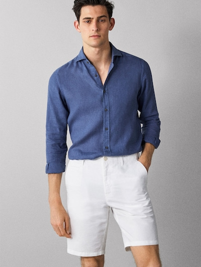 38bcf75207 Trousers & Shorts - SALE - MEN - Massimo Dutti - Singapore
