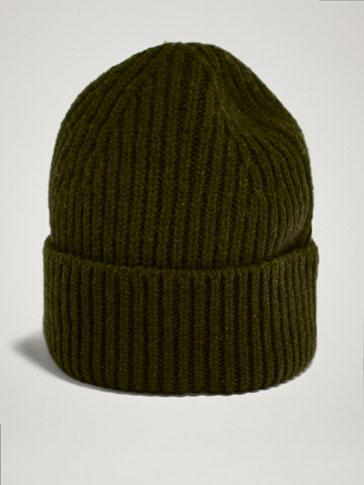 WINTER CAPSULE 100% WOOL RIB HAT