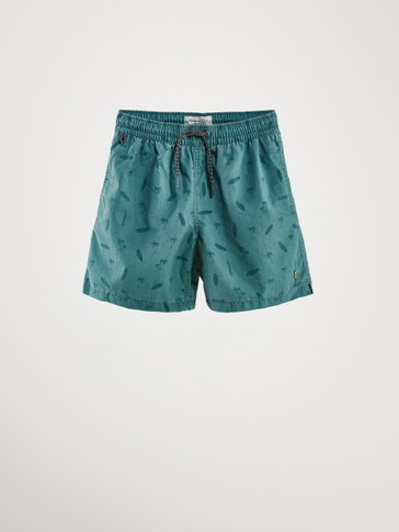 SURFBOARD SWIMMING TRUNKS