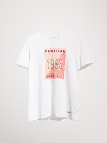 1985 COTTON T-SHIRT