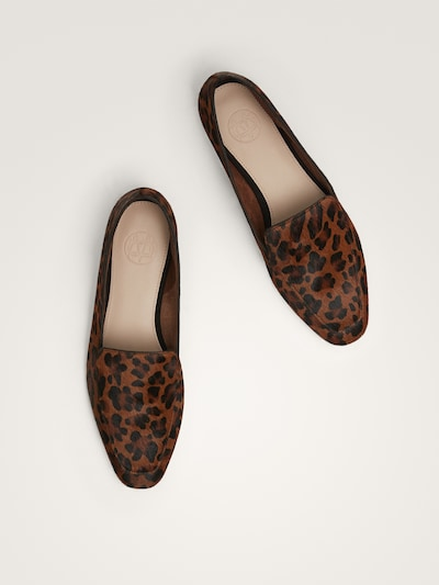fa5ec2c1662 ANIMAL PRINT LOAFERS - Women - Massimo Dutti