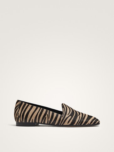 SLIPPER ESTAMPADO ANIMAL PRINT