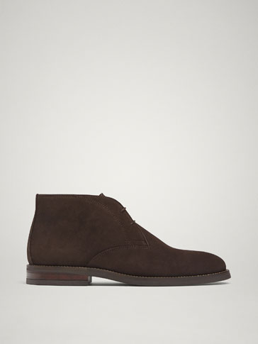 BOTIN SAFARI SERRAJE MARRON