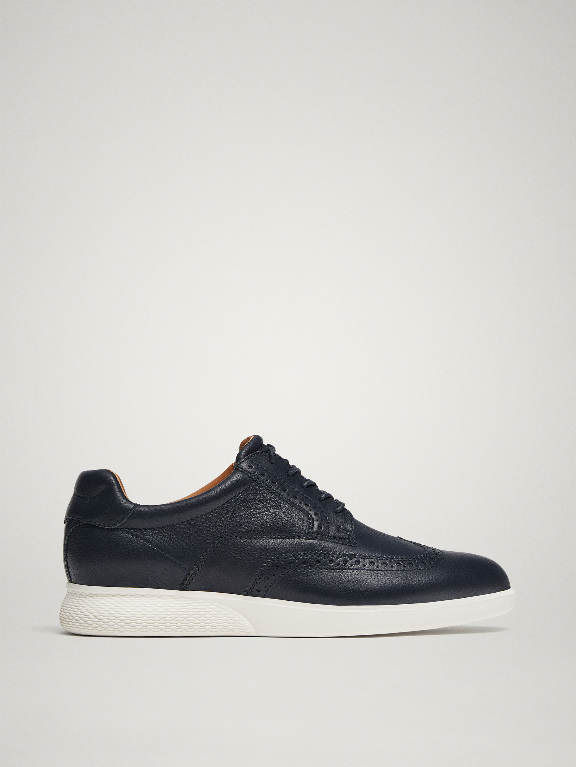 Men S Smart Casual Shoes Massimo Dutti Spring Summer 2019