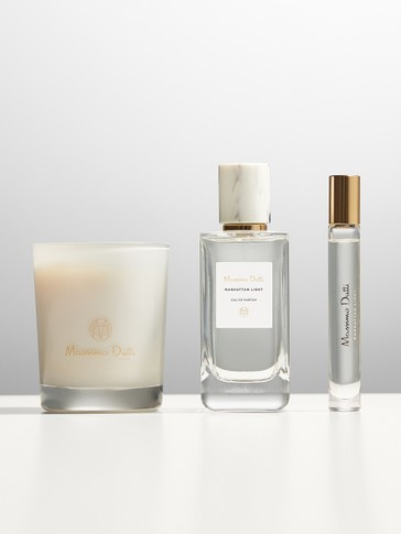 MANHATTAN LIGHT PERFUME AND CANDLE PACK