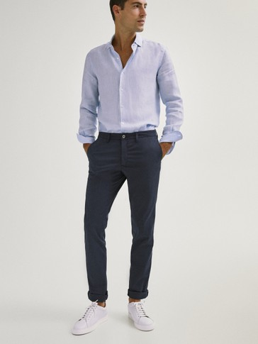PANTALÓN CHINÉS SLIM FIT