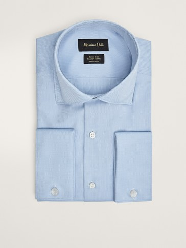 CAMISA ESPIGA TAILORED FIT EASY IRON