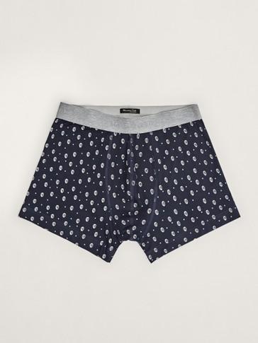 Ball print boxers