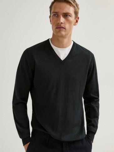 Jersey coderas algodón, seda y cashmere