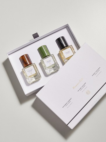 PACK OF 3 EAU DE PARFUM
