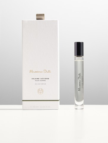 ماء العطر ISLAND ACCORD TRAVEL SIZE