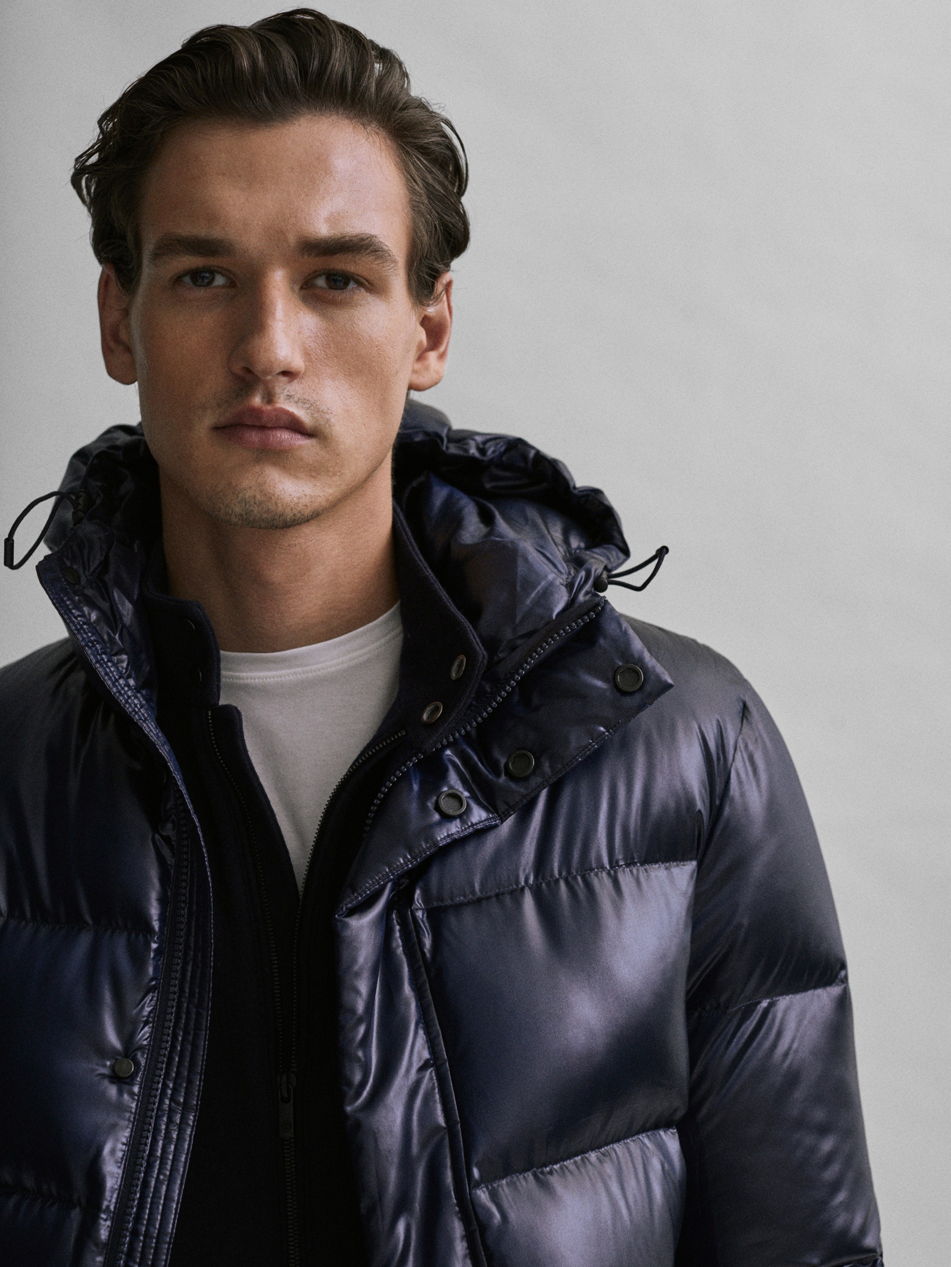 puffer jacket features