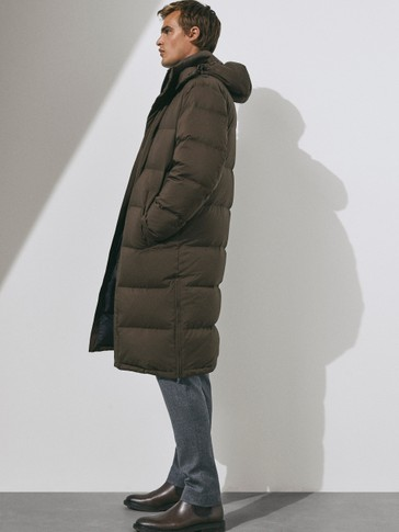 Long Limited Edition down jacket