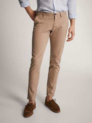 PANTALON CHINO EXTRA SLIM FIT