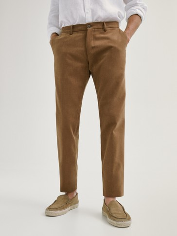 PANTALON CHINO SLIM FIT