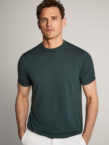 CITY FIT SWEATER T-SHIRT