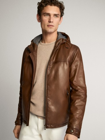 NAPPA JACKET WITH HOOD