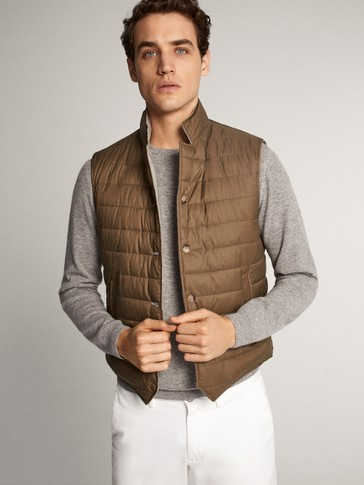 REVERSIBLE TECHNICAL GILET