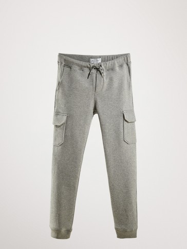 PANTALÓN CARGO JOGGING FIT