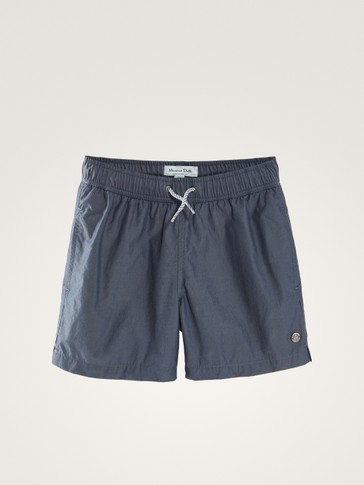 PLAIN SWIMMING TRUNKS