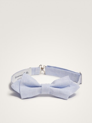 100% COTTON BOW TIE