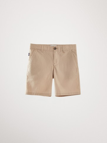 OXFORD SHORTS I BOMULD