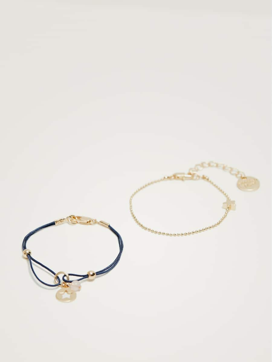 Pack Of Star Bracelets Null Mimo