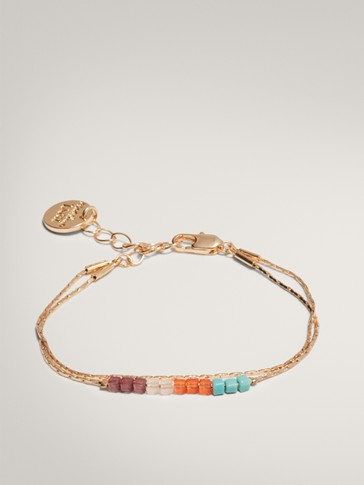 BRACELET WITH STONES DETAIL