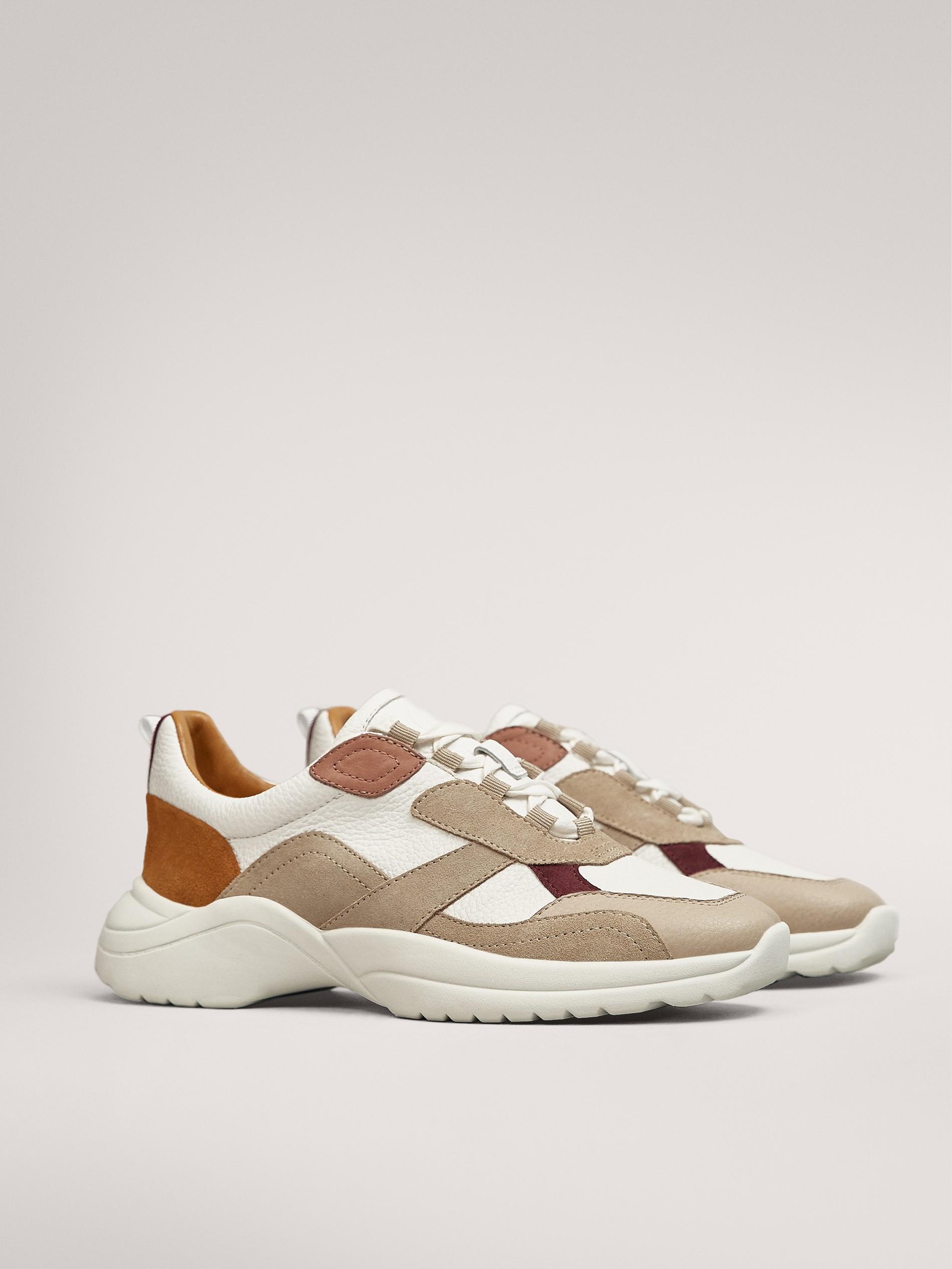 Sneaker Scarpe COLLEZIONE DONNA Massimo Dutti Italia
