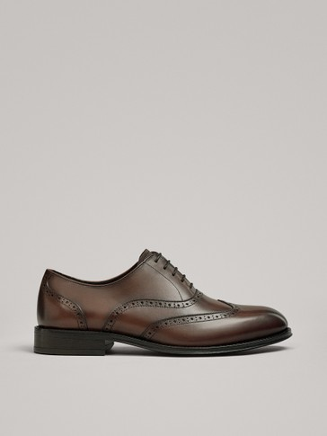 SMART LEREN BROGUES
