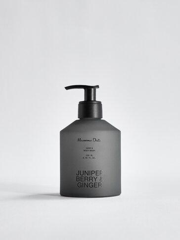 (250 ml) Juniper Berry & Ginger hand and body wash