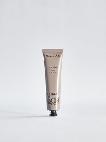 (40 ml) Chamomile & Sandalwood hand cream