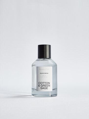 (100ml) Cotton& Green Sage Eau de Parfum