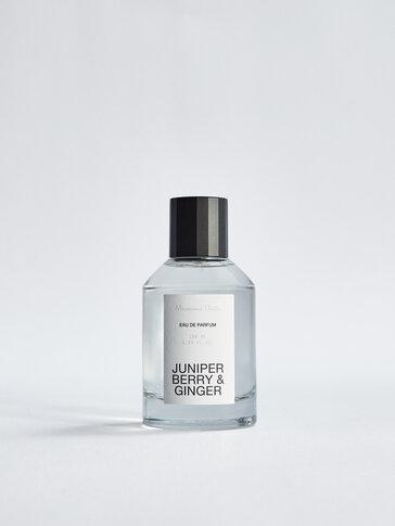 (100ml) Juniper Berry& Ginger Eau de Parfum