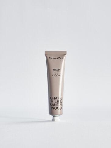 (40 ml) Chamomile & Sandalwood cleansing gel