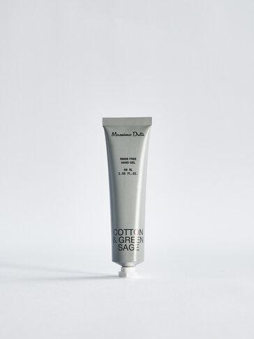 (40 ml) Cotton & Green Sage cleansing gel