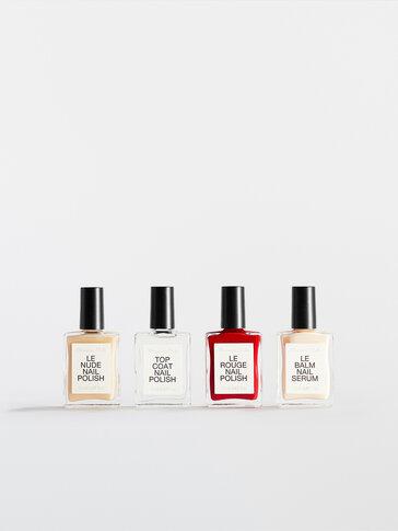 Manicure set Le Rouge & Le Beige