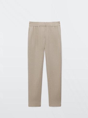 Jogging fit trousers