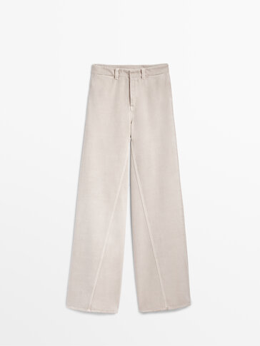 Wide-flare jeans Limited Edition