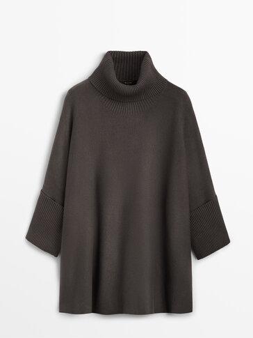 Jersey capa doble faz abertura lateral