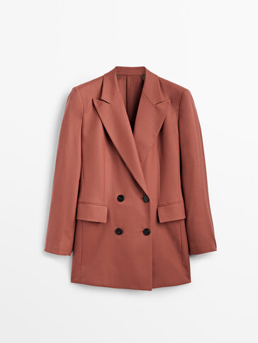 100% wool blazer Limited Edition