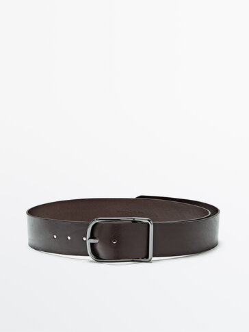 Leather belt Limited Edition